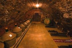 Adega de vinho Fotos de Stock Royalty Free