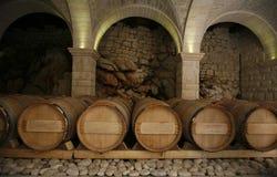Adega de vinho Imagens de Stock Royalty Free