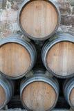 Adega de vinho foto de stock
