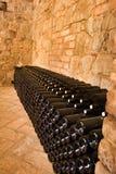 Adegas de vinho Foto de Stock Royalty Free