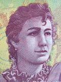 Adela Speratti-Porträt Stockfotos