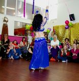 Adelaide Belly Dancing Royalty Free Stock Image