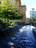 Adelaide-Bibliotheks-Brunnen Lizenzfreie Stockbilder