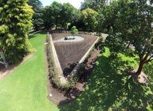 Adelaide Botanic Gardens in Süd-Australien Stockfotografie