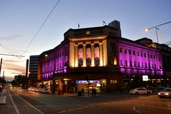 The Adelaide Casino Royalty Free Stock Photography