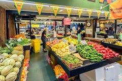 Adelaide Central Market Stockfotos