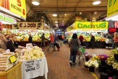 Adelaide Central Market Lizenzfreie Stockbilder