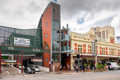 Adelaide Central Market Stockbild