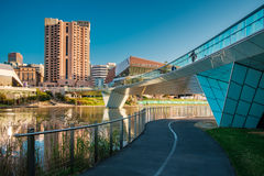 Adelaide centrum miasta Zdjęcia Stock