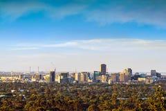 Adelaide City, Australia Royalty Free Stock Photos