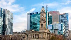 Adelaide City Centre, Süd-Australien Stockfoto
