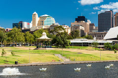 Adelaide City, Süd-Australien Stockfotos