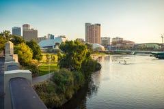 Adelaide City, Süd-Australien Stockbilder