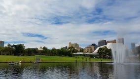 Adelaide City South Australia stock footage
