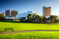 Adelaide City, South Australia Stock Images