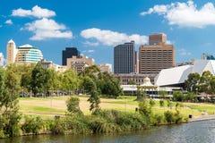 Adelaide City, Sul da Austrália Foto de Stock