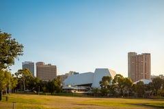 Adelaide City, Sul da Austrália Imagem de Stock Royalty Free