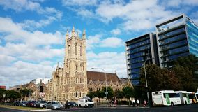 Adelaide City View Stockfoto