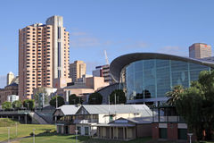 Adelaide Cityscape Royalty Free Stock Photography
