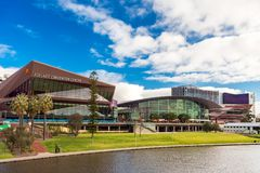 Adelaide Convention Center Lizenzfreie Stockbilder