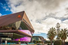 Adelaide Convention Center Lizenzfreie Stockfotos
