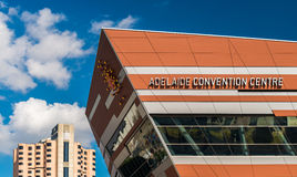 Adelaide convention centre, Australia Royalty Free Stock Image
