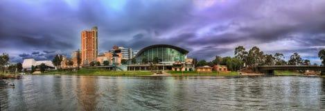 Adelaide Downtown. Taken in Spring 2015 stock image