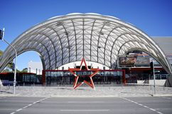 Adelaide Entertainment Centre Royalty Free Stock Photography