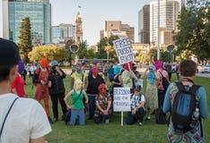 Adelaide Feast Pride Festival 2012 Royaltyfria Bilder