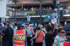 Adelaide Feast Pride Festival 2012 Images stock