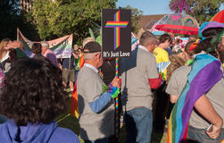 Adelaide Feast Pride Festival 2015 Image stock
