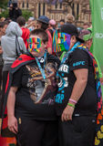 Adelaide Feast Pride Festival 2014 Royalty Free Stock Photo