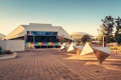 Adelaide-Festivalmitte Stockfotografie