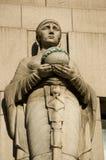 Adelaide-Haus-Skulptur Stockbild