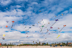Adelaide International Kite Festival 2016 Stockbilder