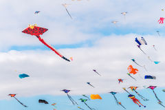 Adelaide International Kite Festival 2016 Lizenzfreie Stockbilder