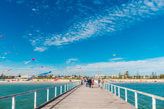Adelaide International Kite Festival Royalty Free Stock Image