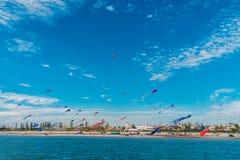 Adelaide International Kite Festival Stock Images