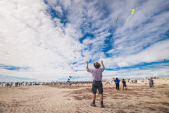 Adelaide International Kite Festival 2016 Royalty Free Stock Photography
