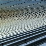 Adelaide korony stadium siedzenia obraz stock