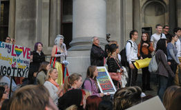 Adelaide Marriage Equality Images stock