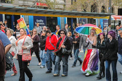 Adelaide Marriage Equality Stockbild