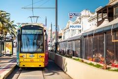 Adelaide Metro Tram Lizenzfreies Stockbild