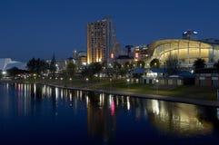 Adelaide miasto Zdjęcia Royalty Free