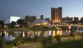 Adelaide miasto Fotografia Stock