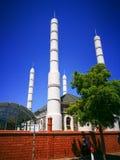 Adelaide Mosque är den äldsta viktiga stadsmoskén i Australien royaltyfria bilder
