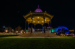 Adelaide Night 10 Royalty Free Stock Photography
