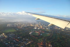Adelaide Ovaal van de Lucht stock foto