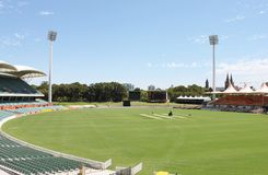 Adelaide Oval royalty free stock images