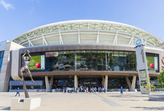 Adelaide Oval in Adelaide Stock Images